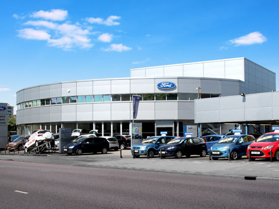 Ford Bromley Ford Dealers In Bromley Bristol Street