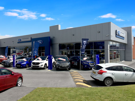 Ford gloucester ford dealers in gloucester bristol street for Bristol motor mile dealerships