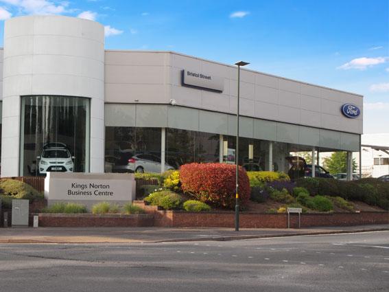 Ford Kings Norton Ford Dealers In Birmingham Bristol