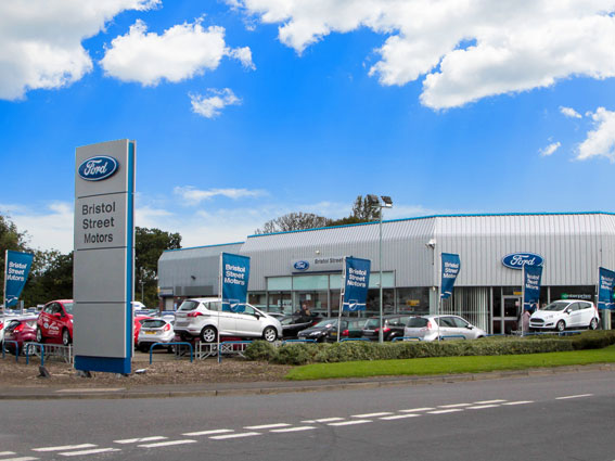 Used car dealers find a dealer bristol street motors for Bristol motor mile dealerships