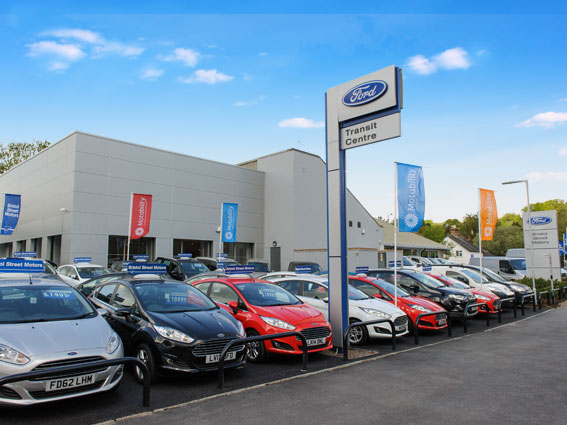 Ford Orpington