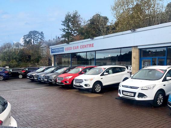 Ford Stroud Ford Dealers In Stroud Bristol Street