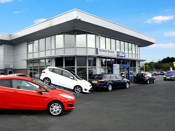 Ford West Bromwich Ford Dealers In West Bromwich Bristol Street