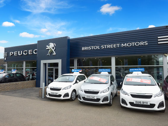 Peugeot banbury peugeot dealers in banbury bristol for Bristol motor mile dealerships