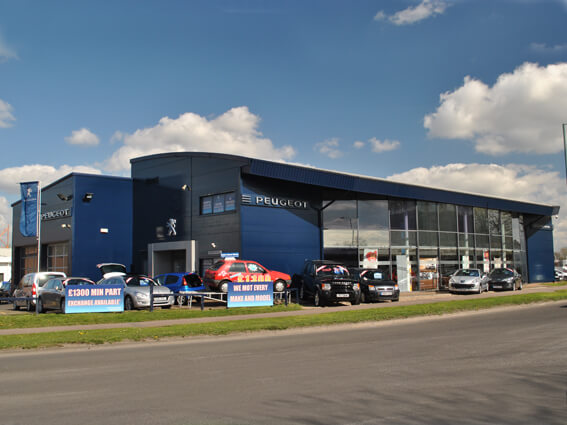 Peugeot harlow peugeot dealers in harlow bristol for Bristol motor mile dealerships