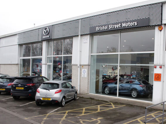 Mazda cheltenham mazda dealers in cheltenham bristol for Bristol motor mile dealerships