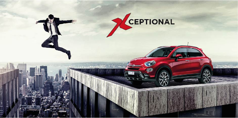 Fiat 500x Launch-Exeptional