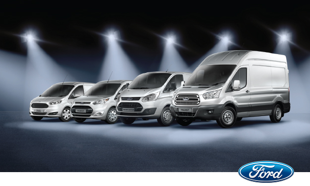 Ford Transit Centre - Homepage