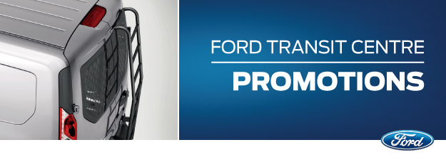 Ford Transit Centre - Promotions