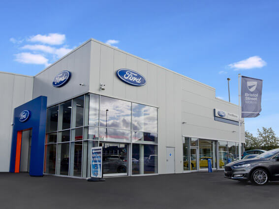New And Used Ford Fiesta In Bolton Bristol Street Motors