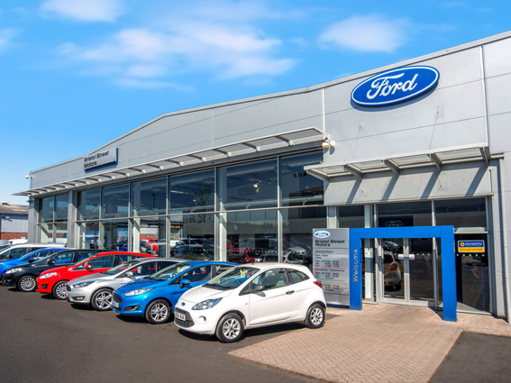 Ford Worcester Ford Dealers In Worcester Bristol Street