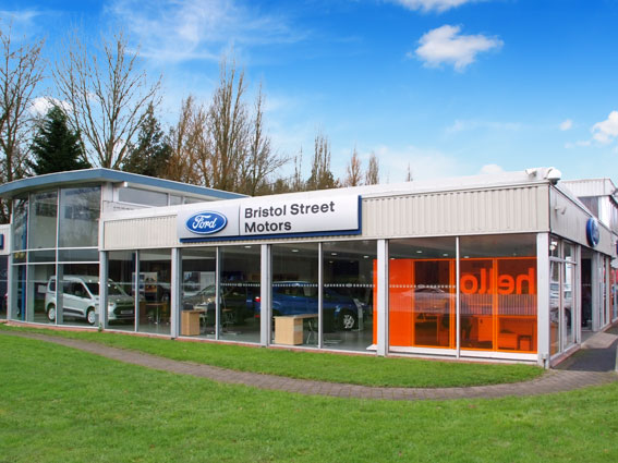 New And Used Ford Fiesta In Redditch Bristol Street Motors