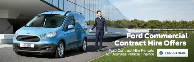 Ford Commercials Contract Hire