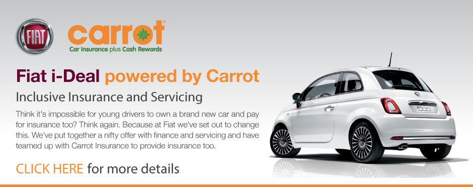Fiat i-Deal powered by Carrot