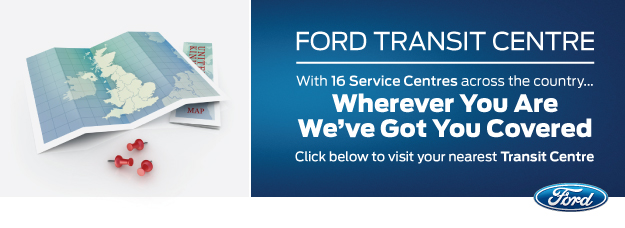 Ford Transit Centre - Contact Us