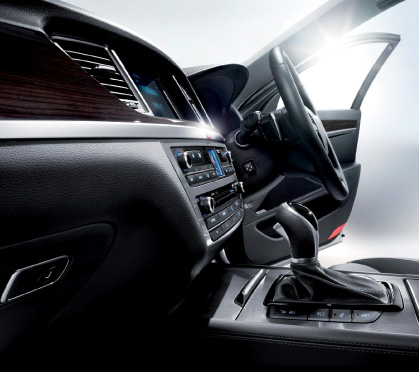 Hyundai Specification Interior