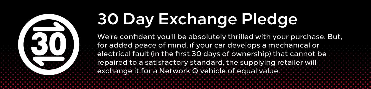 Network Q - 30 Day Exchange