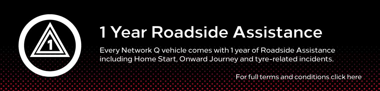 Network Q - 1 Year Roadside Assistance