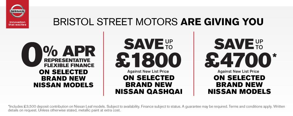nissan qashqai deals