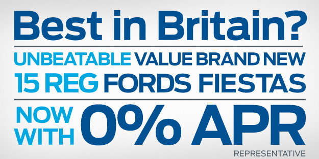 Ford Fiesta Best in Britain?
