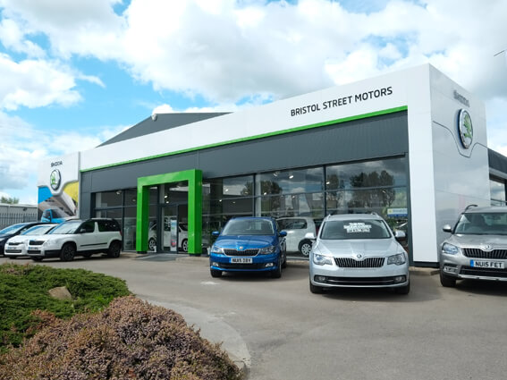 New and used skoda fabia in darlington bristol street motors for Garage skoda bretigny