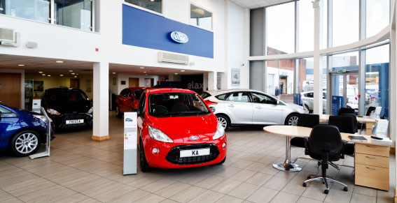 Welcome Video from Ford Gloucester