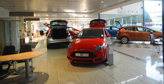 New And Used Ford Fusion In Redditch Bristol Street Motors