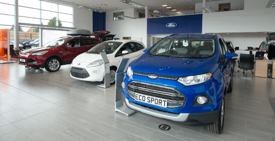 New and used Ford Focus in Durham | Bristol Street Motors