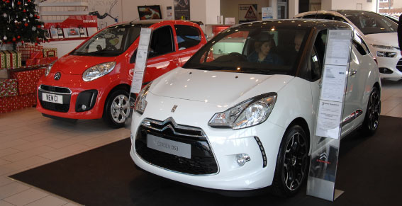 Welcome Video from Citroen Nottingham
