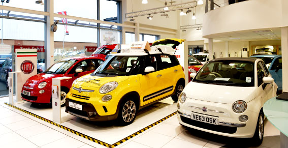 Welcome Video from Fiat Worcester