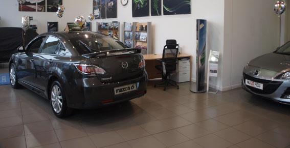 Welcome Video from Mazda Cheltenham