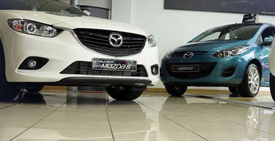 Welcome Video from Mazda Redditch