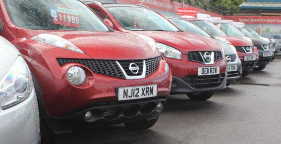 Nissan Widnes Nissan Dealers In Widnes Bristol Street