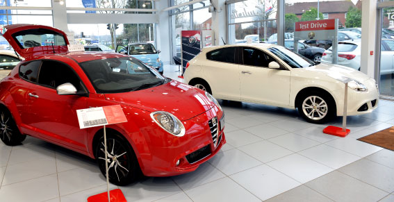Welcome Video from Alfa Romeo Worcester