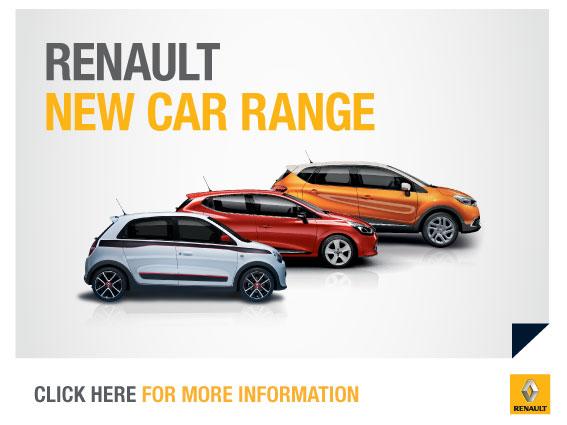 Renault Mansfield Renault Dealers In Mansfield Bristol