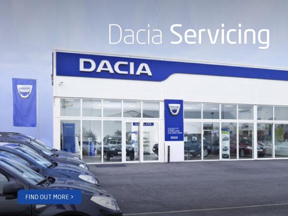 Dacia Gloucester Dacia Dealers In Gloucester Bristol
