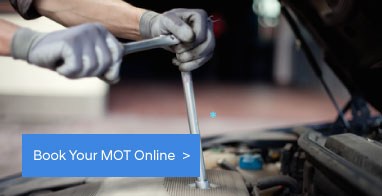 Book your MOT online