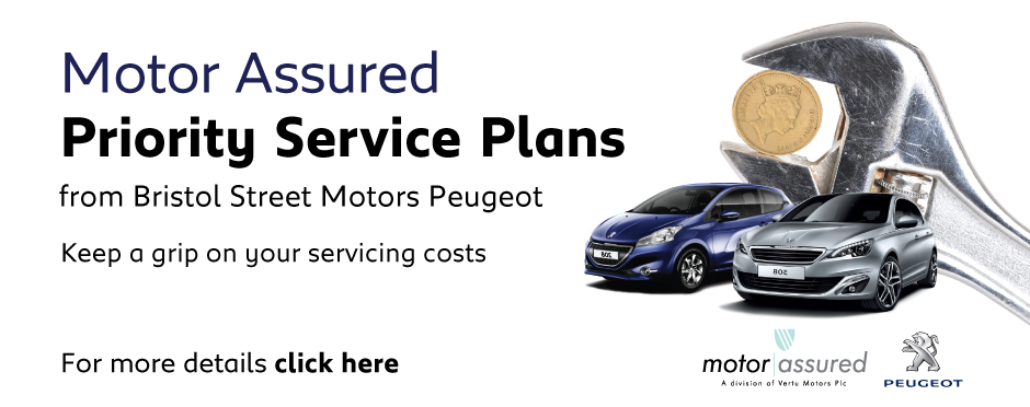 Peugeot Priority Service Plans