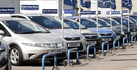 Ford Stroud Ford Dealers In Stroud Bristol Street