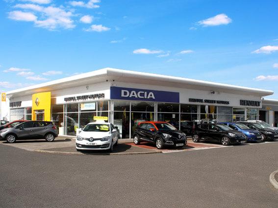 Dacia nottingham