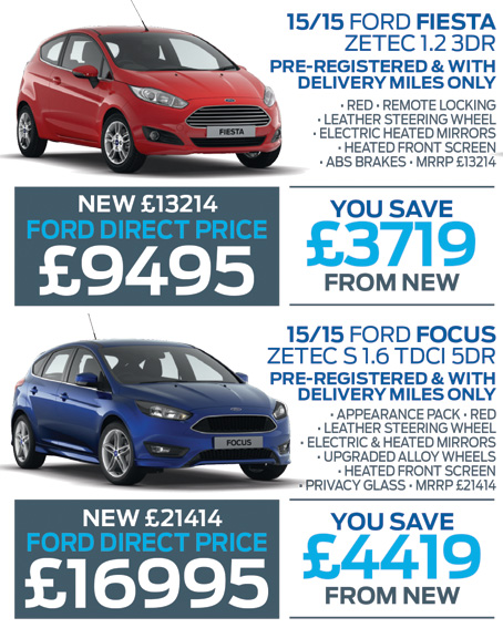 Ford Direct Used Cars
