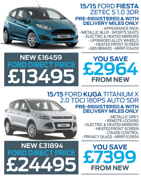 Ford Direct Premium Used Cars