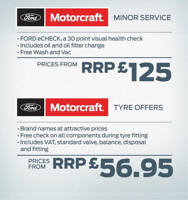 Ford motorcraft van service bristol street motors for Ford motor company service specials