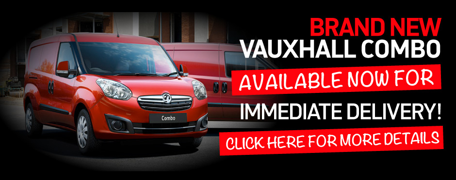 Vauxhall Combo Van BB Immediate Delivery