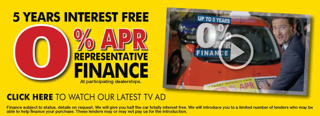 5 Years 0% APR TV Advert - BSM