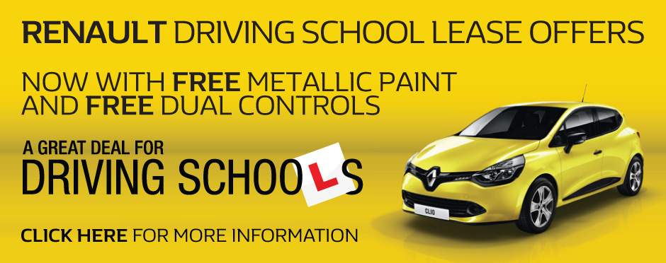 Renault Driving School