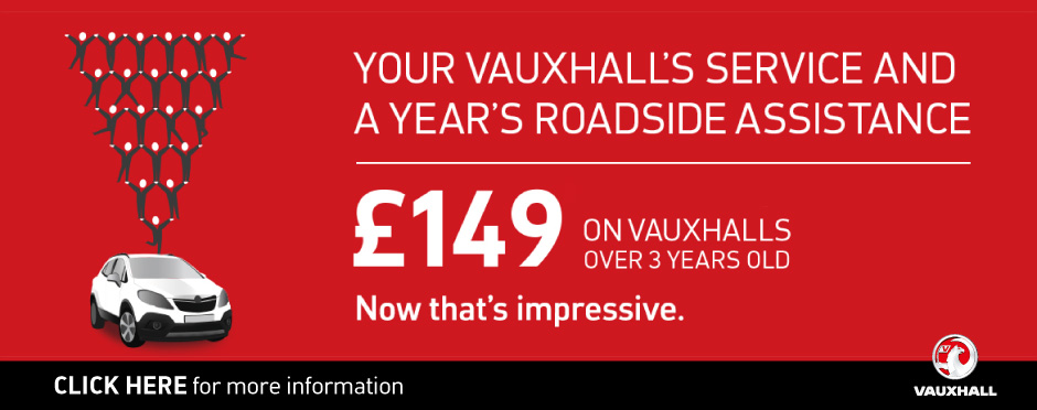 Vauxhall Servicing Offer