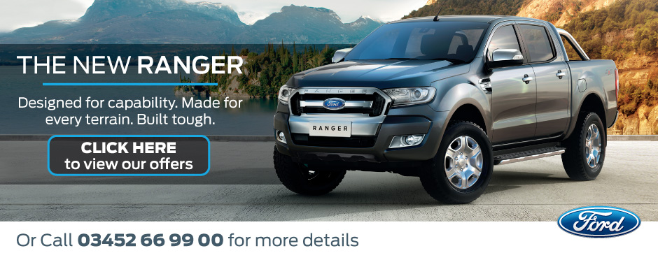 The All New Ford Ranger