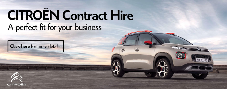 Citroen Contract Hire BB