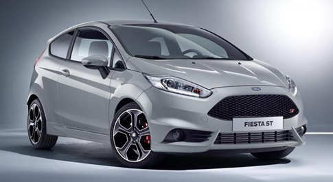 Ford Fiesta ST200 showcased at Geneva Motor Show